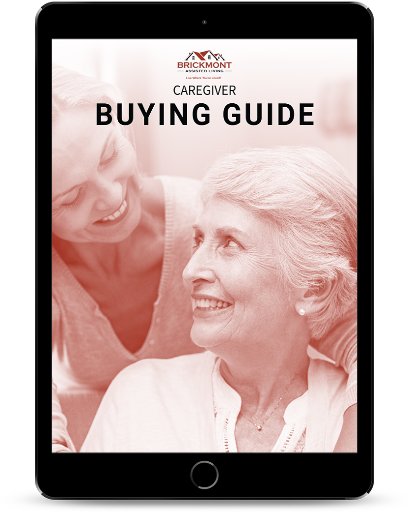 Caregiver Buying Guide_Brickmont Assisted Living-1